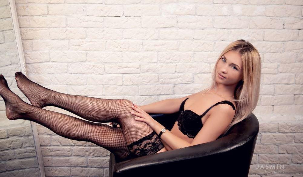 MegannWhite Model GlamourCams