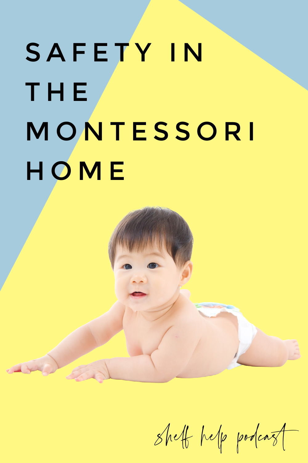 In this Montessori parenting podcast, we talk safety and Montessori babies. We explore balance safety and freedom of movement for young children.
