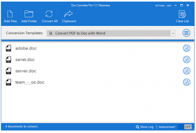 تحميل برنامج تحويل PDF To Word بدقة عالية للكمبيوتر