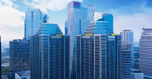 Bank Mandiri Bank Terbesar Di Indonesia Wirapati