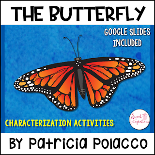 cover image for The Butterfly