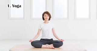 Yoga bisa dilakukan dirumah selama pandemi virus corona
