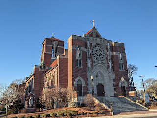 Saint Mary Parish:  Phase One of the Transition to begin May 29-30