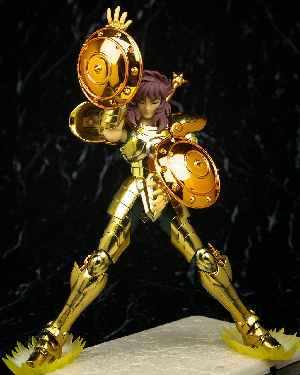 Libra Fecha The Lost Canvas Myth Cloth Ex Dohko De Libra