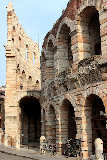 Anfiteatro de La Arena de Verona