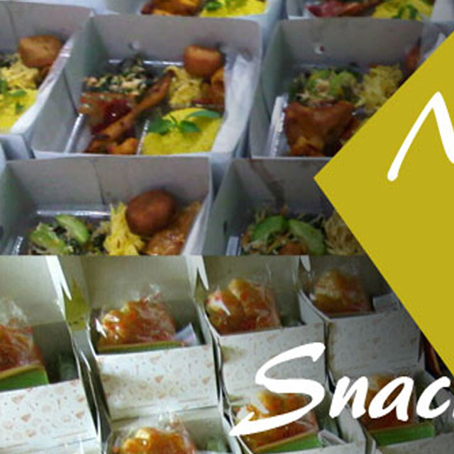 Nasi Box / Snack Box
