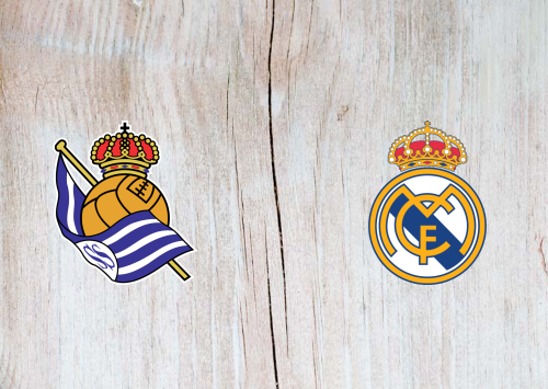 Real Sociedad vs Real Madrid -Highlights 21 June 2020