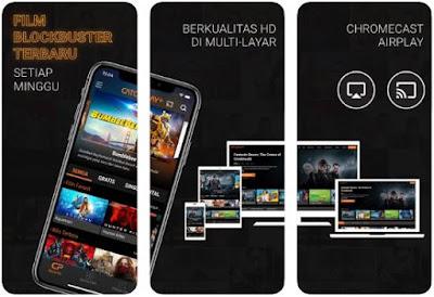 Aplikasi Nonton Film di iPhone - 6