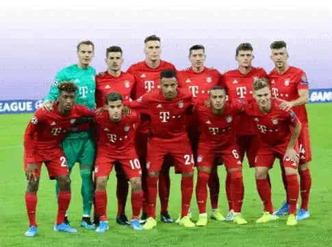Bayern Munich crowned the Bundesliga title for the eighth