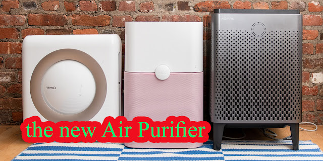 the new Air Purifier