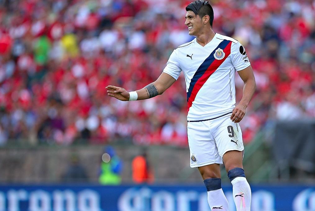 Chivas jugará de blanco, uniforme de 'derrotas'.