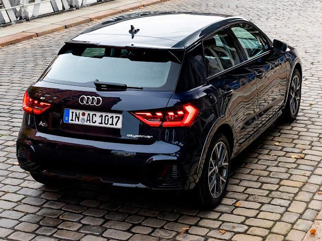 Audi A1 Citycarver: preço parte de € 23.950  - Europa