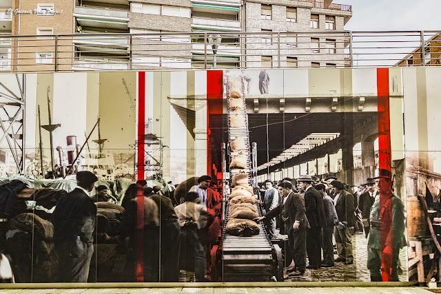 Mural de Matiko, por Est. Durero - Bilbao, por El Guisante Verde Project
