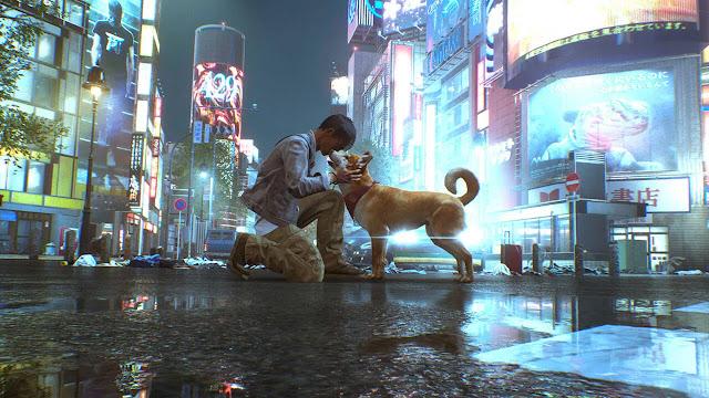 شينجي ميكامي يفاجئ الجمهور بفيديو جديد عن لعبة Ghostwire Tokyo