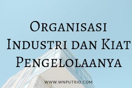 Organisasi Industri dan Kiat Pengelolaanya
