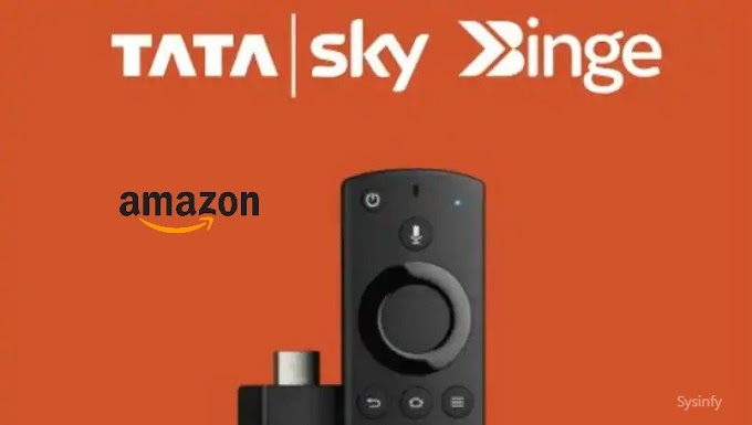Tata Sky announced new offer video streaming with Amazon..!