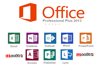 Microsoft Office 2013 Professional Plus 32 Bit 64 Bit ISO File With Jan 2017 Updates latest version Free Download