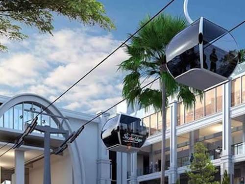 Cable Car Bandung Skybrigde
