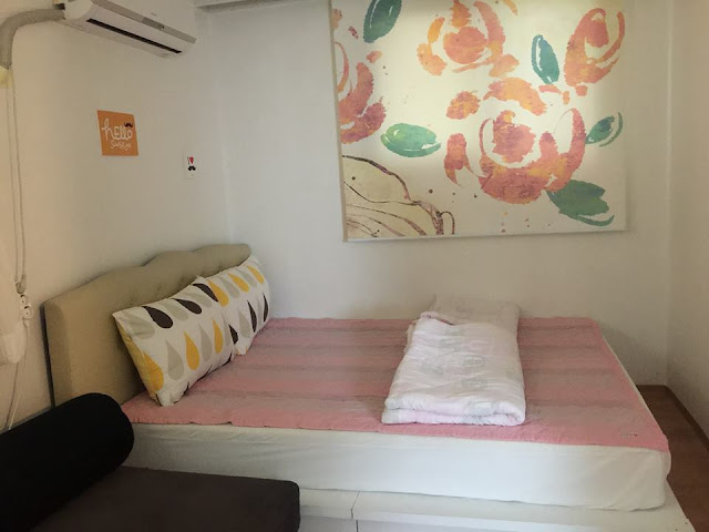 Ewha hostel two bedroom apartment review seoul