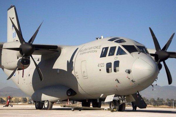 Ατύχημα με αεροσκάφος της Πολεμικής Αεροπορίας
