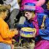 momento no Cortejo de Carnaval 2020