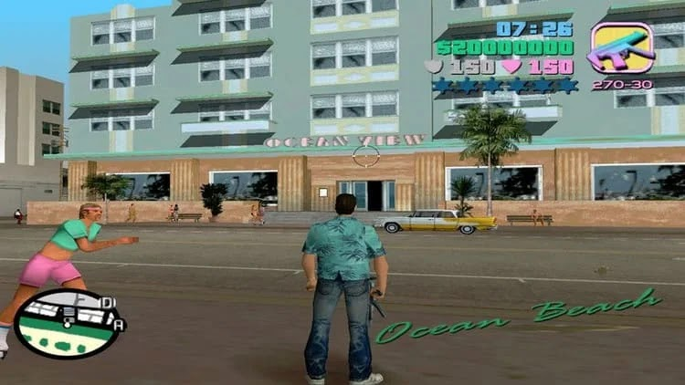 فايس سيتي GTA Vice City