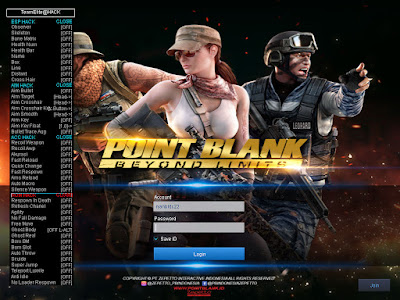 Cheat Point Blank Zepetto 20 Juni 2019 | V3