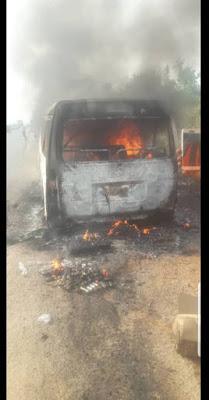 Five Okomu Oil staff burnt to death in road crash On Valentine's Day