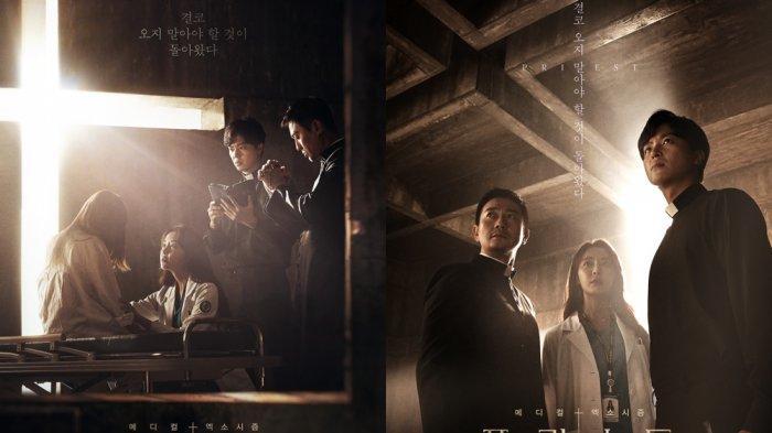 Download Drama Korea Priest Sub Indo Batch