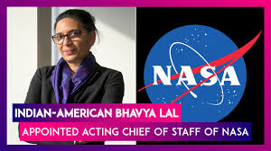 दुनिया की सबसे प्रतीष्ठित स्पेसे एजेंसी NASA की चीफ बनी भारत की बेटी, भारतीयों के लिए गर्व का दिन