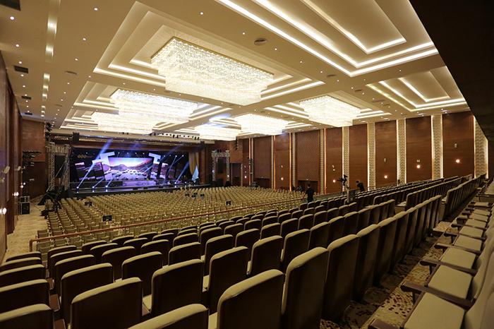 Phòng họp hội nghị ở FLC Sầm Sơn