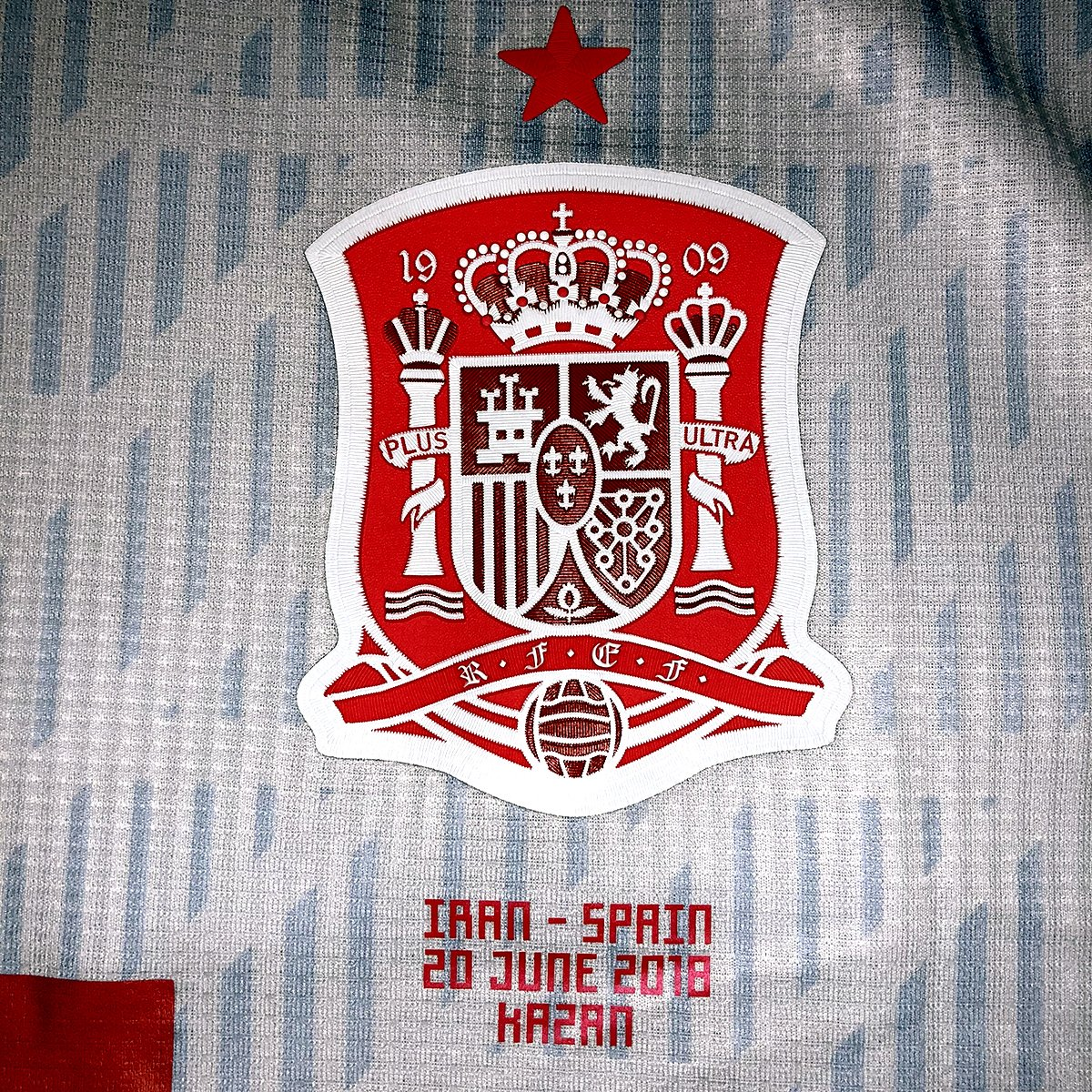 Now it has been revealed that both Iran and Spain will wear their away  jerseys in the clash because of a quite outrageous decision by FIFA. 28c538b8c