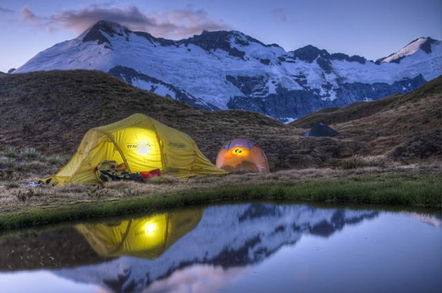 Best Camping Sights In The World
