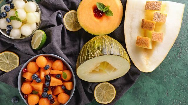 Manfaat Buah Blewah Untuk Diet