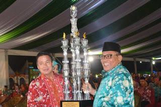 Kubu Raya Juara Umum MTQ XXVI Kalbar