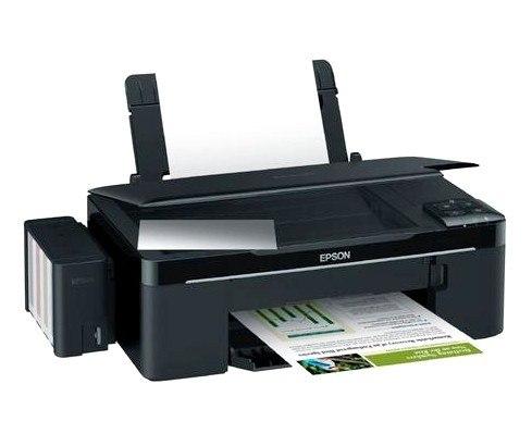 Free Download Printer Driver Epson L200 for All Windows Version