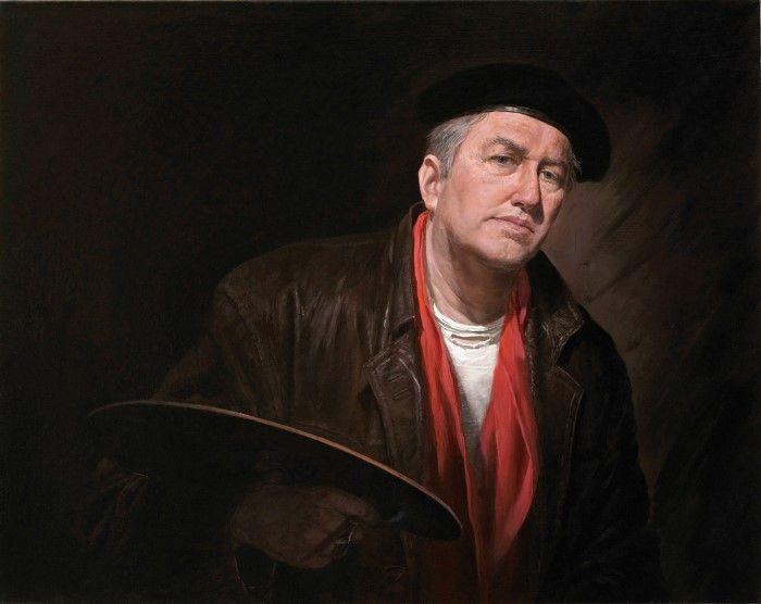 Норвежский художник. Jon Boe Paulsen