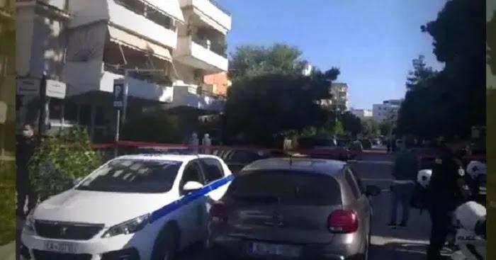 Θρίλερ με πυροβολισμούς στον Άλιμο - «Γάζωσαν» με σφαίρες πολυκατοικία (βίντεο)