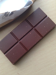 Marks & Spencer Dark Chocolate with Clementine