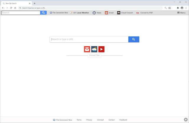 Search.hfileconversionnow.com (Hijacker)