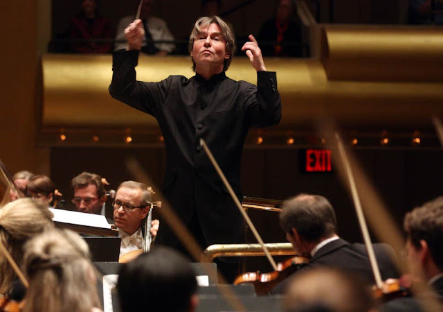 Esa-Pekka Salonen and Philharmonia Orchestra
