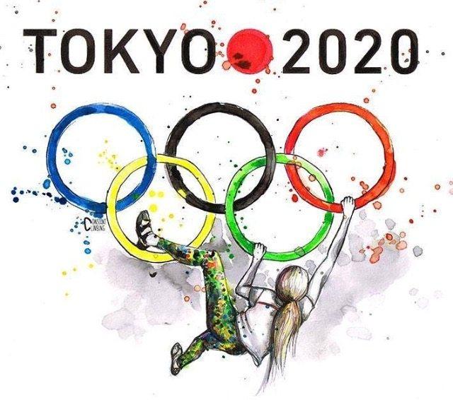 Escalada en roca Tokio 2020