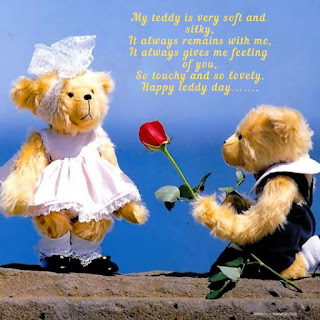 Happy Teddy day Whatsapp Status Images and Wishes