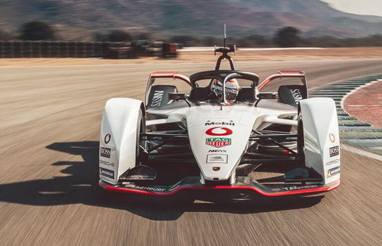 Porsche Ready to Compete in Formula E with 99X Electric