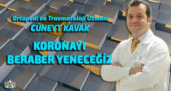 YAZARLAR,Anamur Haber,Op. Dr. Cüneyt KAVAK,