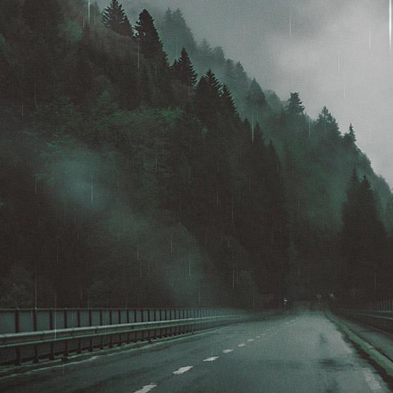 Rainy Chill Wallpaper Engine