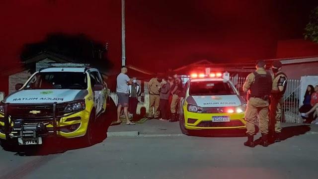 Um Homem foi morto com tiro na cabeça no momento em que comemorava seu aniversário em Colombo