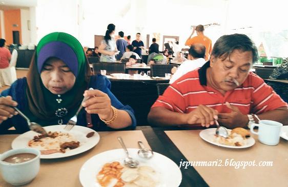Carribean Bay Suites, Gambang waterpark