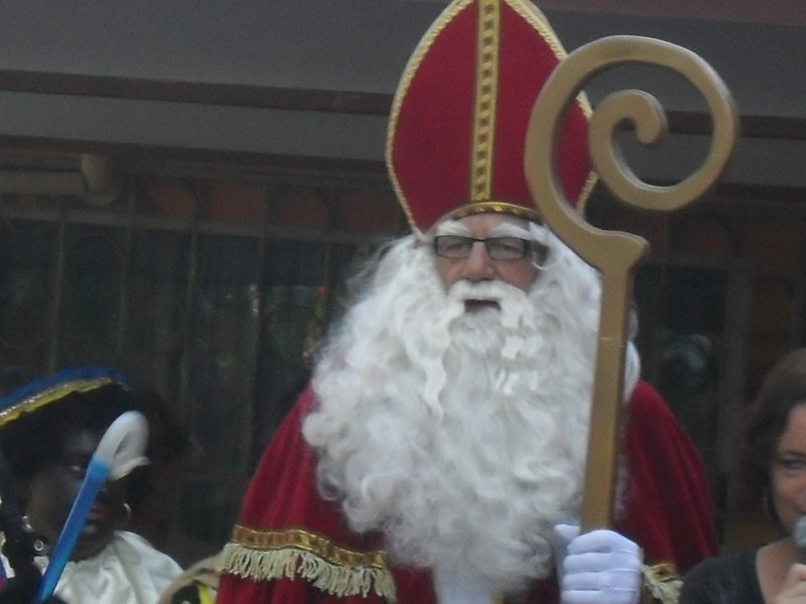 Jeroen Flantua Sinterklaas 5 December 2012