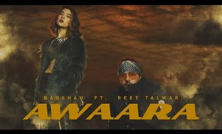 Awaara Lyrics - Badshah ft. Reet Talwar